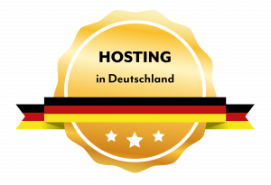 Gütesiegel Datensicherheit Hosting in Deutschland